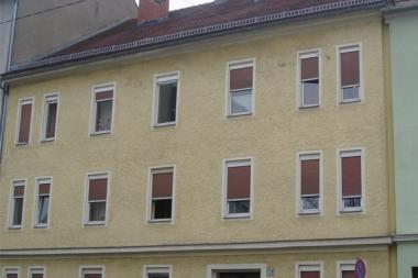 Eggenberg kleines Zinshaus