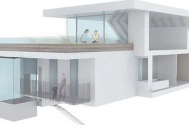 Das Penthouse am Altbau, 2012