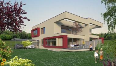 Doppelhaus am Kehlberg