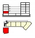 Dreizimmerwohnung