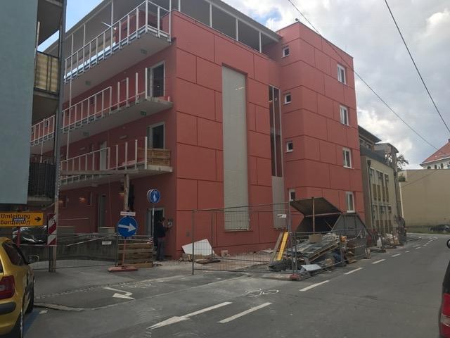 Neubau Graz