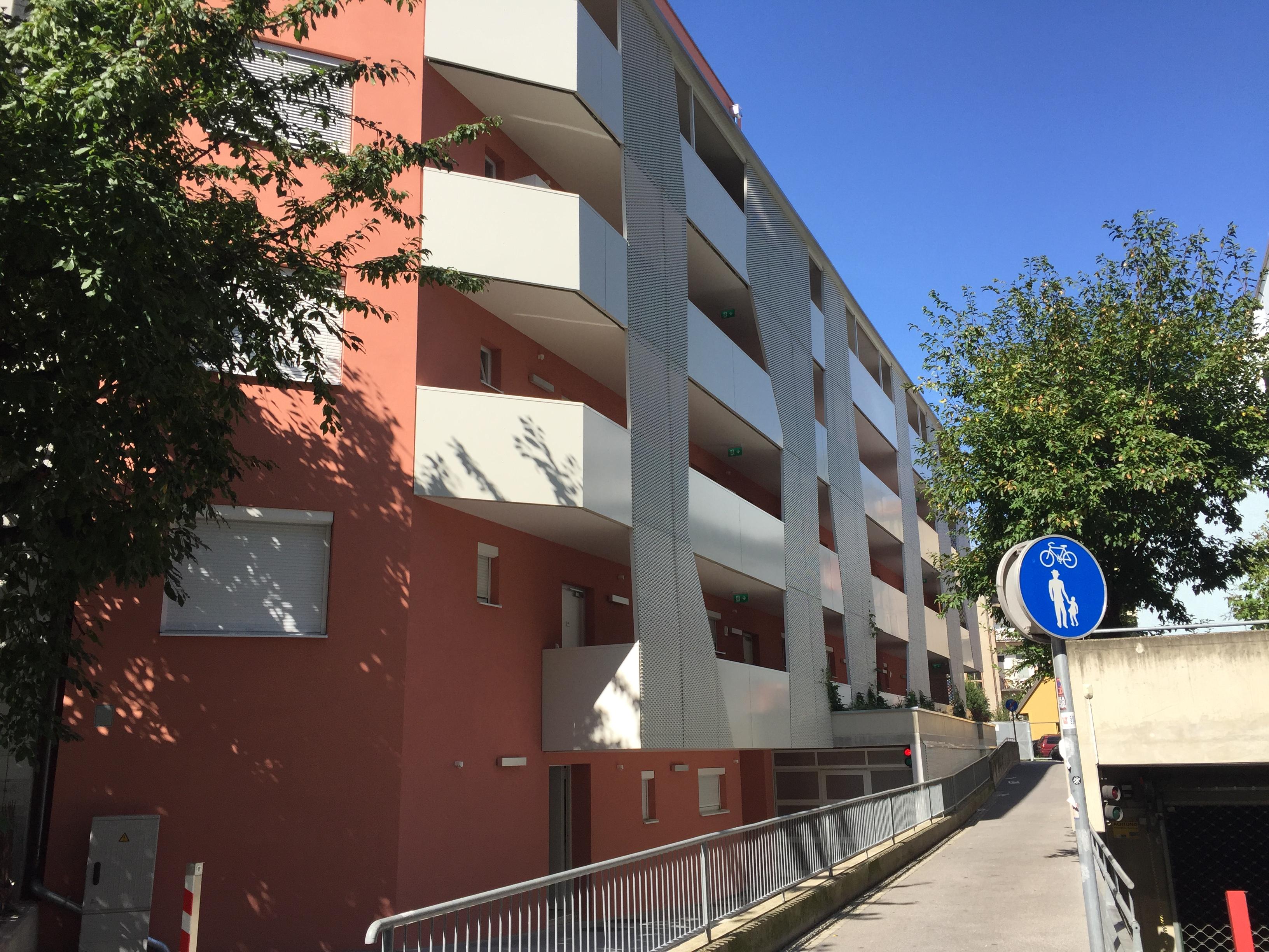 Nette Kleinwohnung im Zentrum (Neubau)