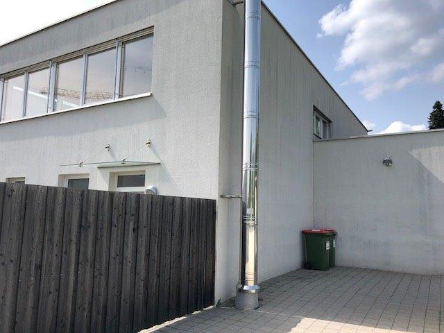 Eine Wohnung fast wie ein Haus in Waltendorf