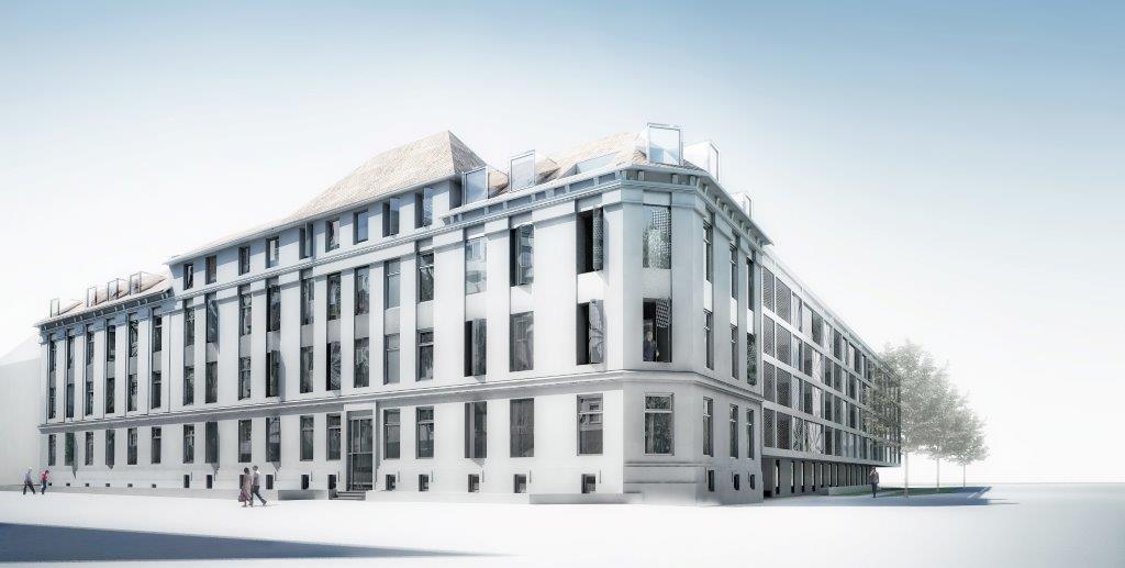 Terrassen Neubau Wohnung in Geidorf!
