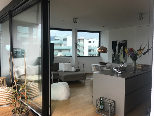 Penthousewohnung mit Dachterrasse im beliebten Geidorf!