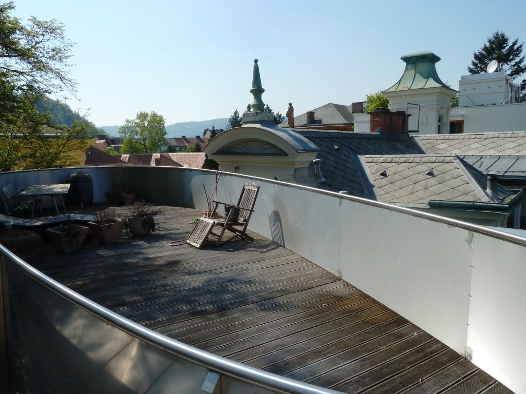 Dachterrassenwohnung in Geidorf!