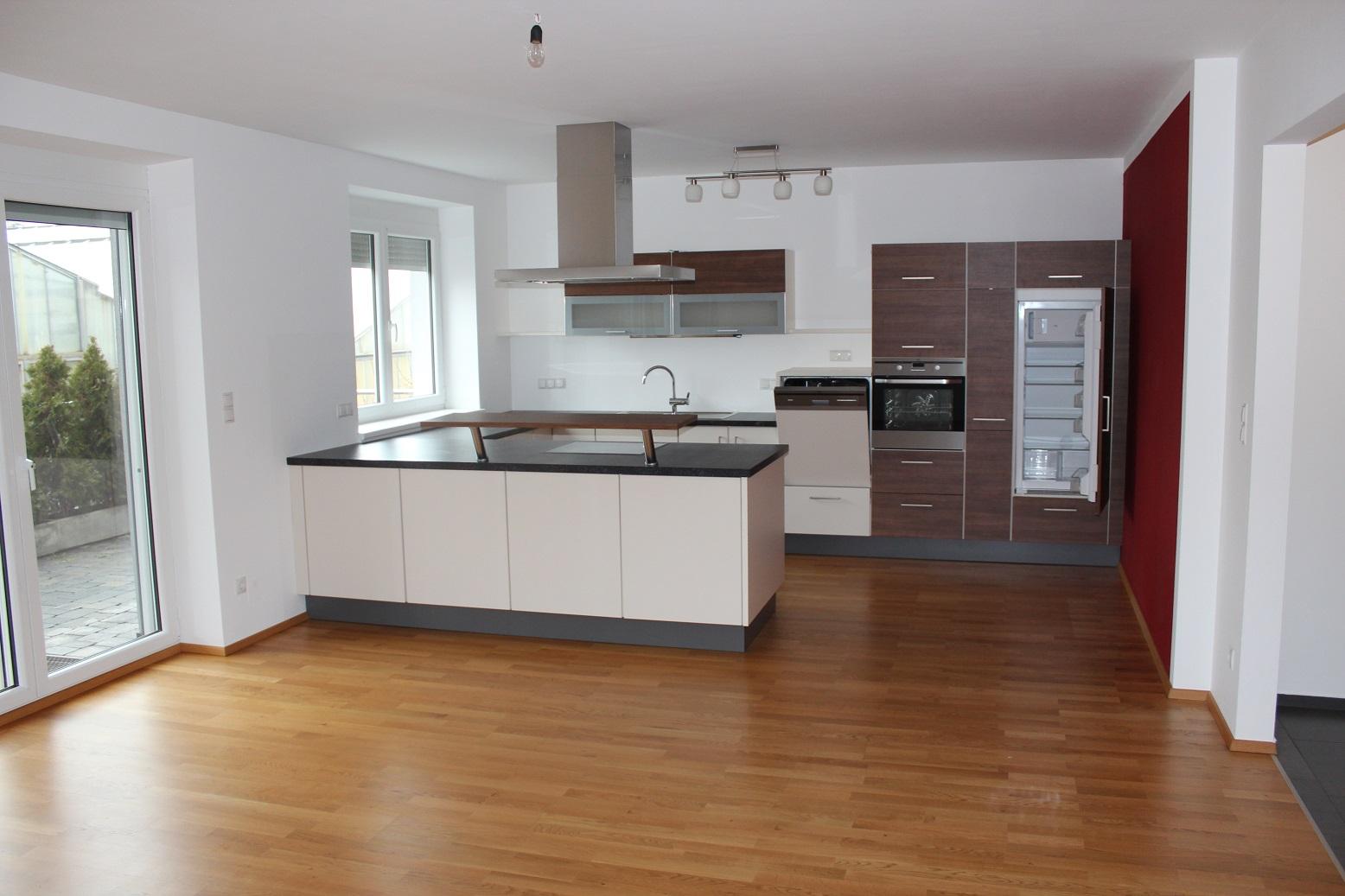 Neubau Maisonette in Liebenau mit RIESEN Terrasse!
