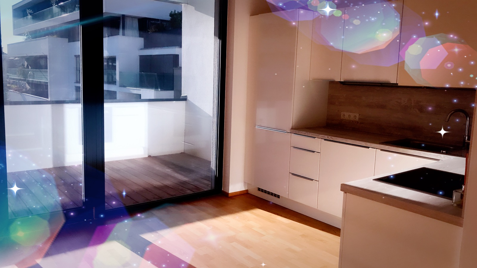 Neubau-Terrassen-Wohnung im beliebten Geidorfviertel!