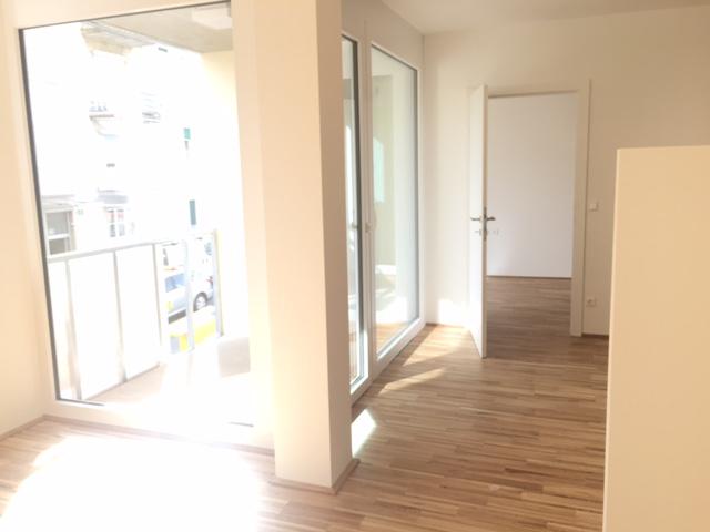 Neubau Single Wohnung zentral gelegen!