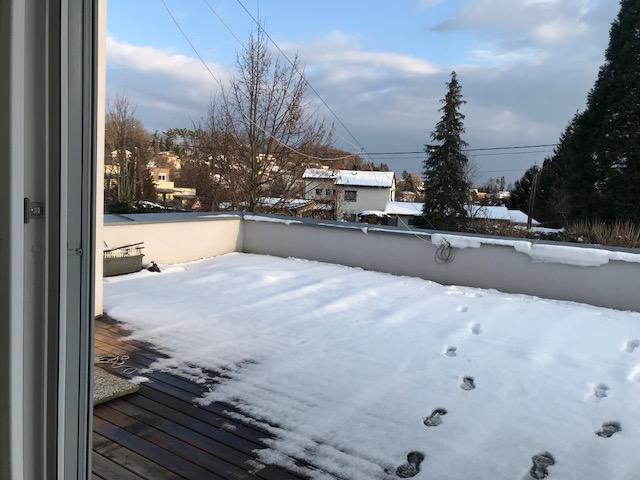 Terrasse mit Wohnung! Penthouseartig und modern Wohnen!