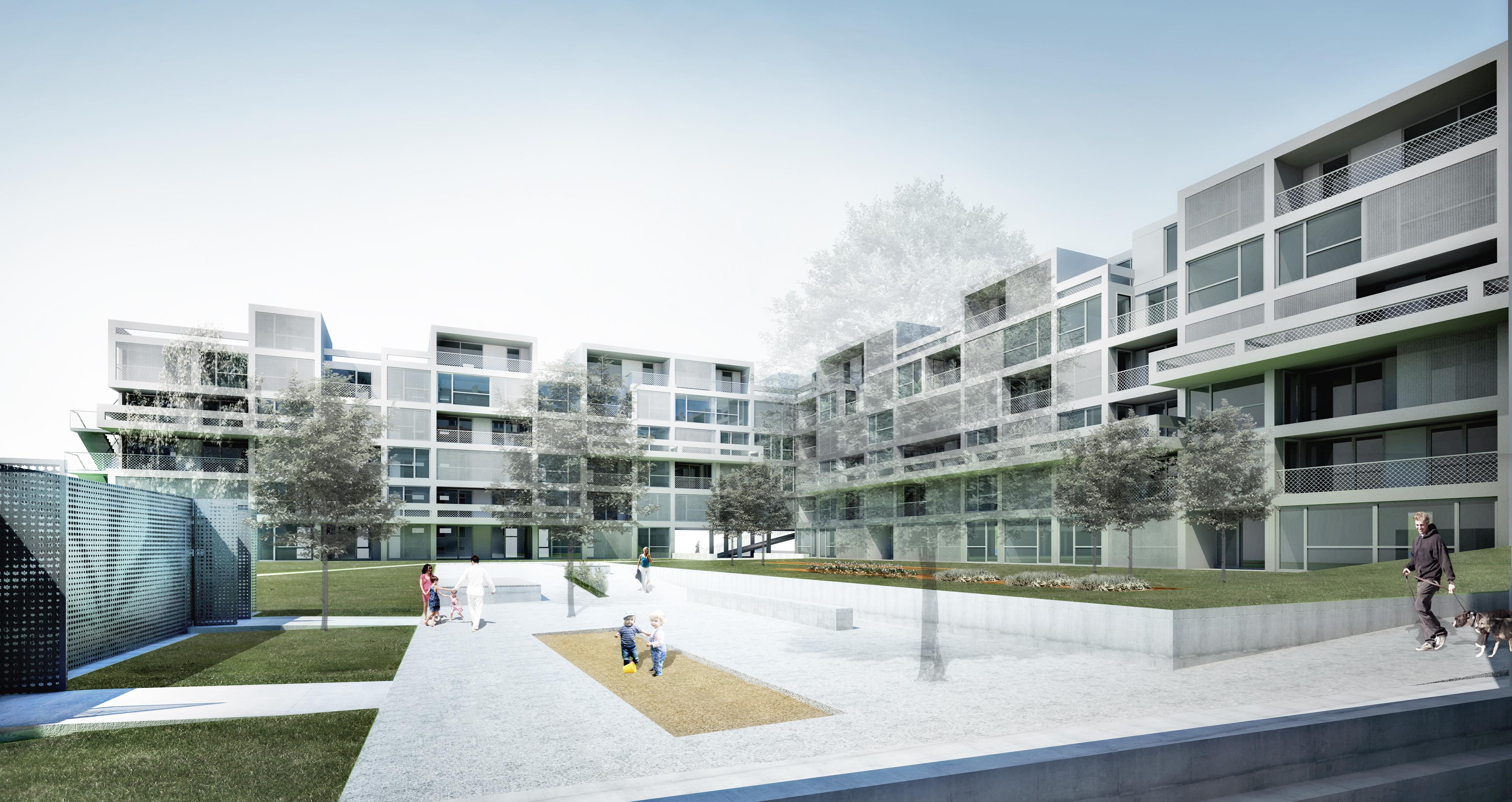 Terrassen Wohnung - Theodor Körnerstrasse!